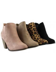 Women Fashion Ankle Chelsea...