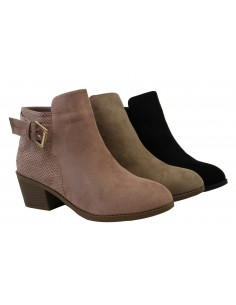 Women Ankle Boots Side...