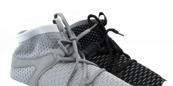 Women Cross Training Shoes Ankle High Top Sneakers Breathable Mesh Upper